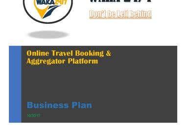 Waka24/7 Business Plan