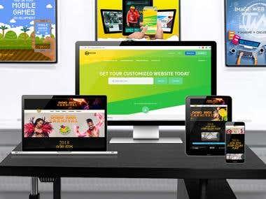 Image Web Studio Promo