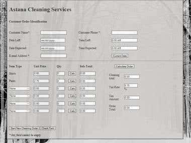 Astana Cleaning Service