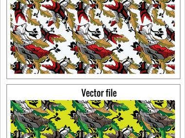 JPG to Convert Vector file