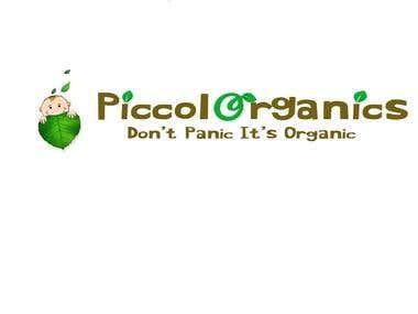 PiccolOrganics Logo