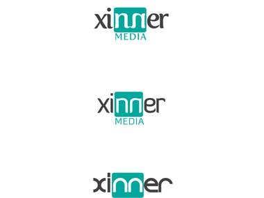 XinnerMedia Logo Concept