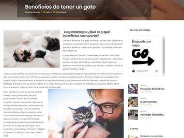 Artículos para Canandcatnet.com