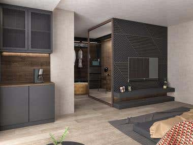 Interior Realistic Renders