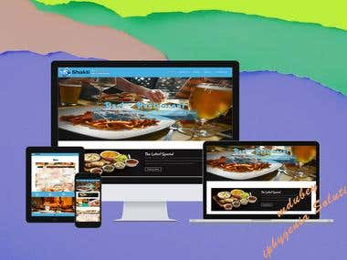 Restaurant Wordpress
