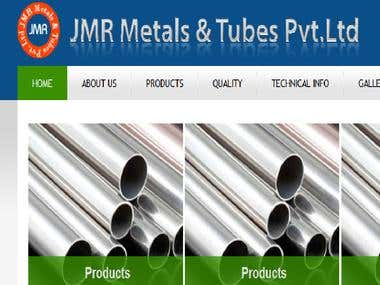Metal & tupe site