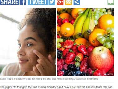 Keep your skin healthy with these amazing super food tips