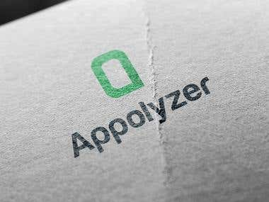 Logo design for Appolyzer