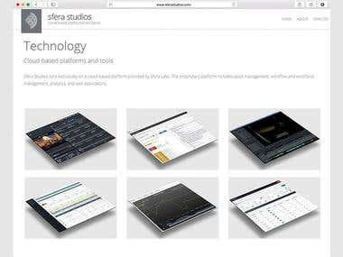 Web: Sfera Studios