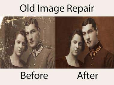Old Image Repair