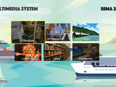 Bima Suci Android TV App (Video On Demand)