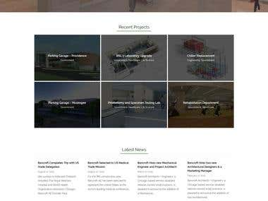 wordpress from psd