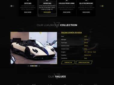 car lounge website