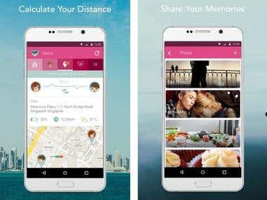 Relationship Android App