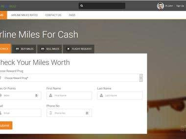 Buy Air Miles, Online Selling and Buying Air Miles