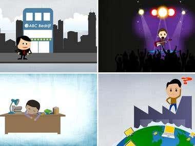 Animated Explainer Video Vol2
