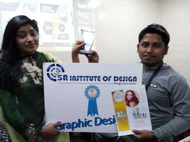 My success and get first prize