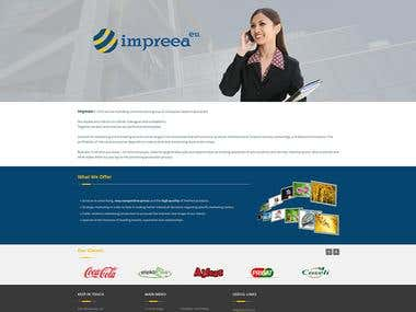 IMPREEA EU Website