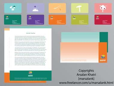 Stationery Design, Infographics and much more!