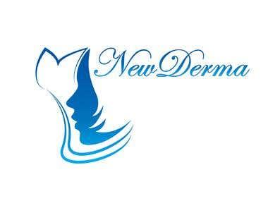 newderma logo