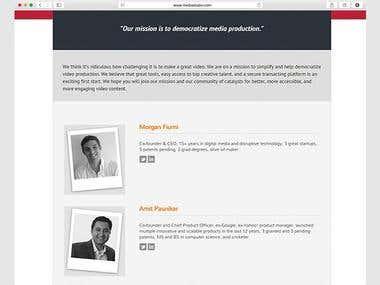 Web: Media Studio