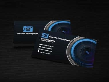 Professional Visiting Card Design