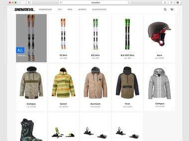 Web: SNOWDEVIL