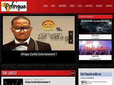 afrique events