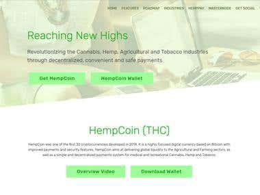 Hempcoin (ICO)