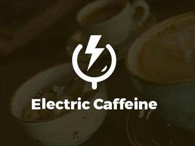 Electric Coffeine Logo