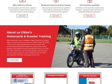 Gibbo Motor Training School