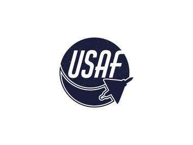 USAF badge