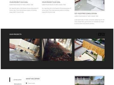 Developed Site for My Best client