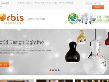 Orbislighting.com
