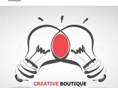 Creative Boutique website