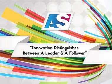 Logo & Branding Design for Alight Softech