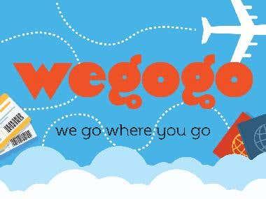 Travel Company: Company Name, Tagline, Logo, Design