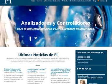 Process Instruments website