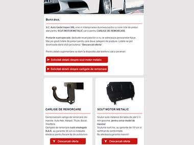 AUTO GEDAL IMPEX Newsletter