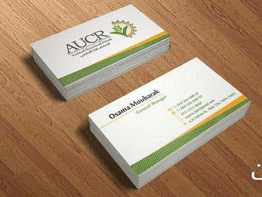 AUCR Branding