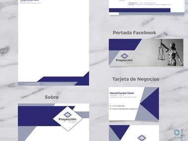 Kit Identidad Corporativa