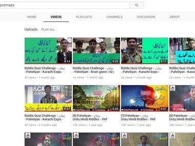 Quiz Maza – Youtube Videos