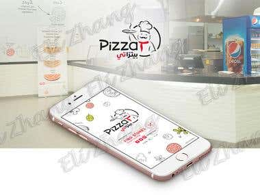 PizzaT iOS & Android apps