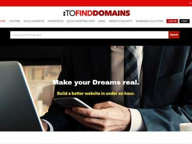 Buy Domain Website by Godaddy re seller