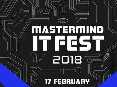 MM IT FEST 2018 Banner
