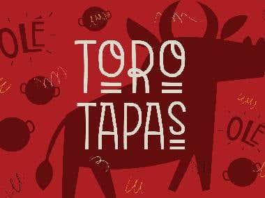 Spanish Restaurant: Company Name, Branding, Logo, Design