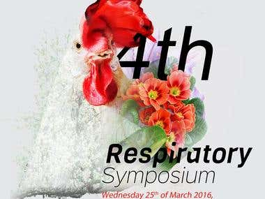 4th Resparatory Poultry Conferance Visual - Ceva Egypt