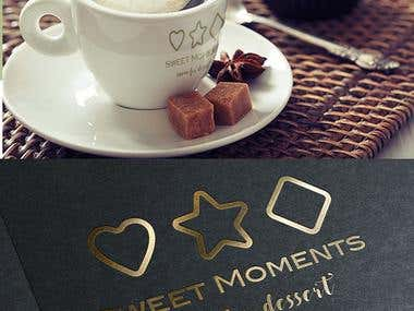 Sweet Moments Logo