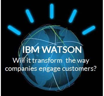 Email Chat Bot using IBM Watson