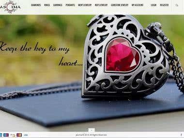 Jascina - Online Jewelry Store